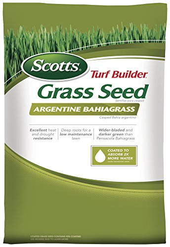 Scotts 18109 Argentine Bahiagrass Turf Builder Grass Seed