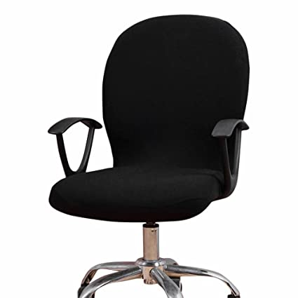 Amazon Com Enjoygous Office Computer Chair Covers Rotating Chair