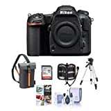 Nikon D500 DX-format DSLR Body – Bundle With 32GB SDHC Card, Holster Bag, Tripod, Memory Wallet, Cleaning Kit, Software Package Review