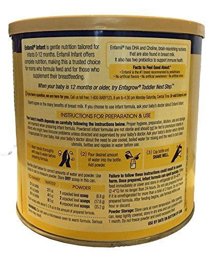 Enfamil Premium Infant Formula Powder - 21.1 oz - Pack of 4