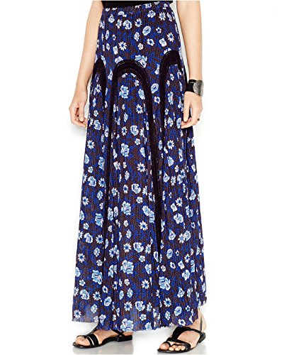 Free-People-Womens-Partially-Lined-Lace-Inset-Maxi-Skirt