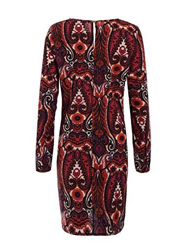 Envy Boutique - Vestido - para mujer Rojo