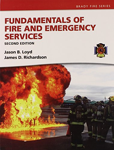 Fundamentals Of Fire+Emergency Services