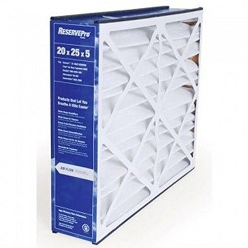 "Heating, Cooling & Air GeneralAire 5FM2025 - 20"" x 25"" x 5"" #4501 RESERVEPro MERV 10 Pleated Air Filter"