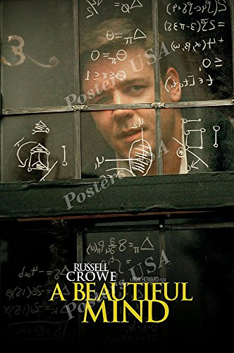 (Posters USA A Beautiful Mind Movie Poster GLOSSY FINISH - MOV860 (16