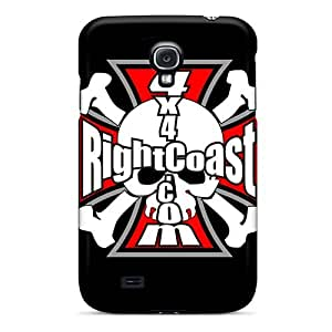 For DustinHVance Galaxy Protective Case, High Quality For Galaxy S4 Rightcoast4x4 Skin Case Cover