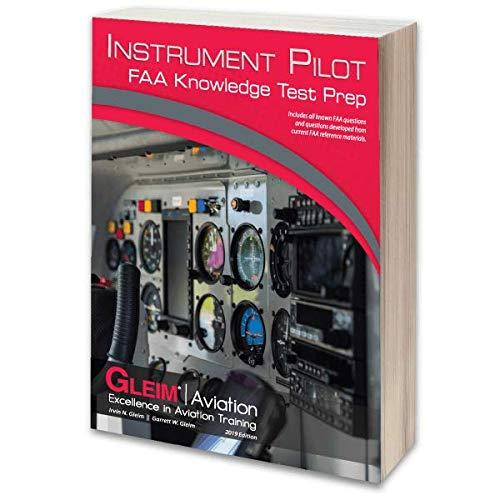 Gleim 2017 Instrument Pilot Knowledge Test Prep Book
