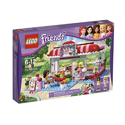 LEGO Friends City Park Cafe 3061 (Discontinued by manufacturer): Toys & Games
