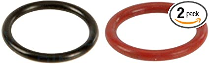 34439AE021 Rubber O-Ring,Power Steering Pump Connector O-Ring 34439AE021Power Steering Pump Connector O‑Ring Replacement Fit for Subaru Baja//Forester//Impreza