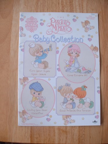 (Precious Moments Baby Collection Cross Stitch Pattern)