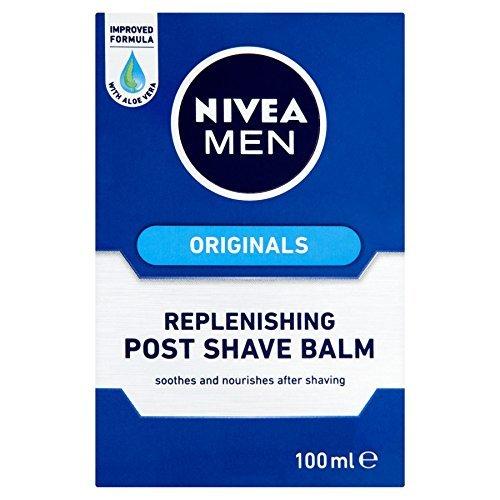 6 x NIVEA FOR MEN® Replenishing Post Shave Balm 100ml