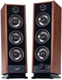 Genius SP-HF2020 V2 WOOD - Altavoz (PRIMUX XS-02+ NFC-BLUETOOTH)