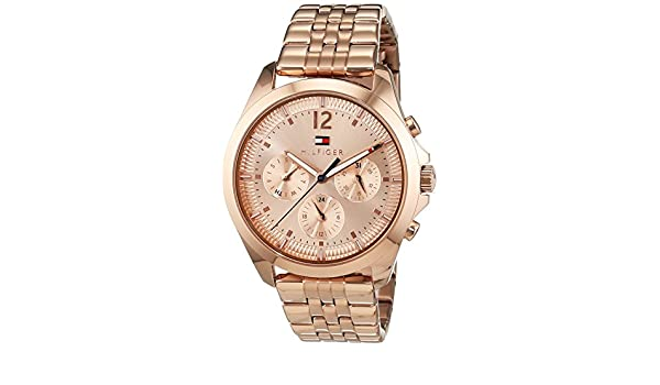 Amazon.com: Tommy Hilfiger 1781700 1781700 Wristwatch for women Design Highlight: Watches