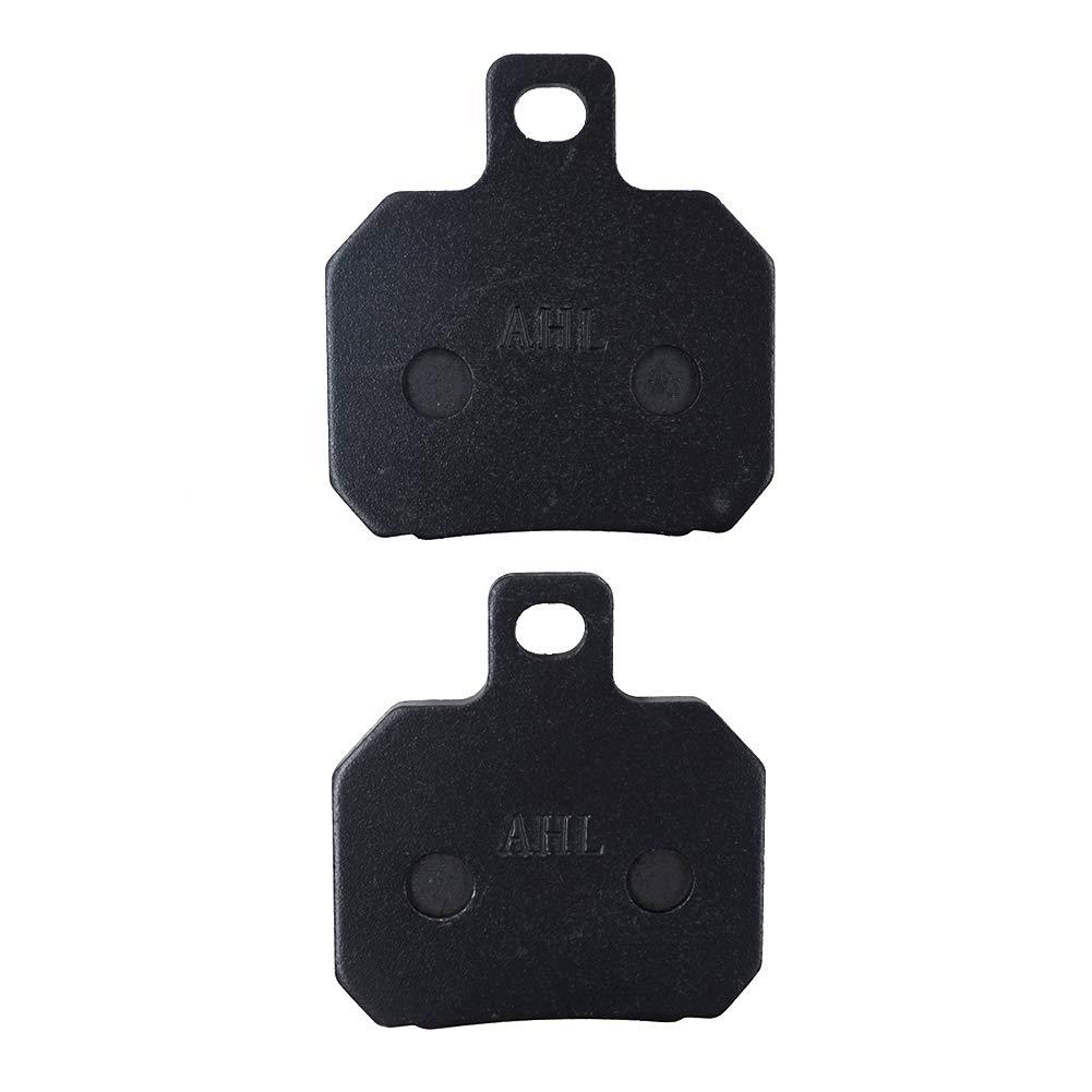 AHL 1 Paar Hinten Bremsbel/äge f/ür UH 125 K2//K3//K4//K5//K6 Burgman 2002-2006