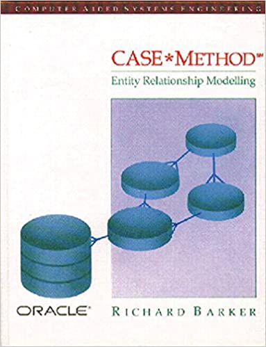Case*Method: Entity Relationship Modelling: Richard Barker