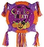 Witch's Crew Pull String Halloween Pinata