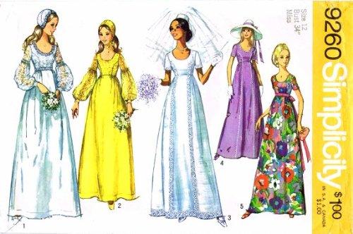 Vintage 70's Sewing Pattern - 9