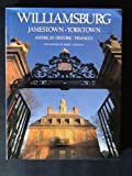 Williamsburg, Jamestown, and Yorktown, Robert Llewellyn, 084781405X