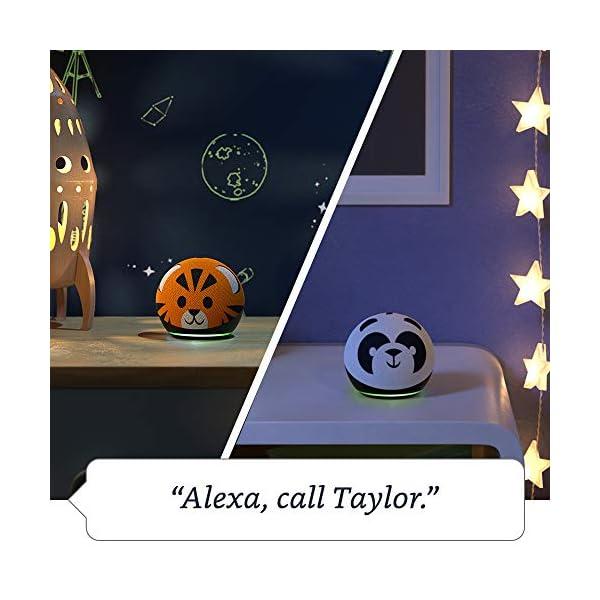 Designed for kids, with parental controls | Tiger