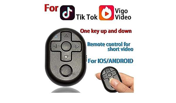 Amazon com: Calvas M1 Video Shutter Wireless Remote Control