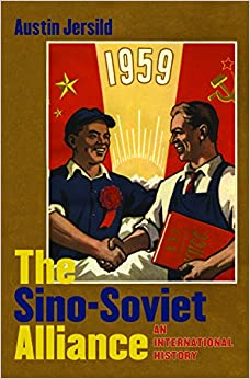 Download ebook The Sino-Soviet Alliance by Austin Jersild (.PDF)