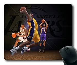 Shannon Brown, NBA Los Angeles Lakers Mouse Pad/Mouse Mat Rectangle by ieasycenter