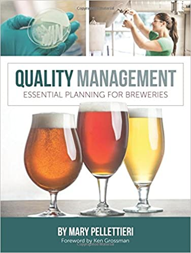 Quality Management: Essential Planning for Breweries: Mary