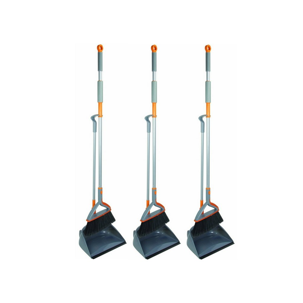 Casabella Quick 'N Easy Upright Sweep Set (3 Pack)