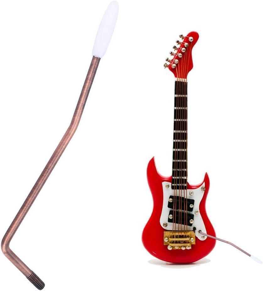 Dilwe Brazo de Guitarra Tremolo, Acralico 5mm Brazo Tremolo para ...