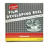 Rokunar Film Developing Reel Adjusts to 35mm,126,127,120 & 220 film sizes