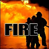 Fire - Chemical Fire Scene Ambience: Heavy Roar, Various Distant Alarms, Debris, Small Explosions, Disaster , Emergency Alarms, Fire Scenes, Fires & Flames, Authentic Sound Effects