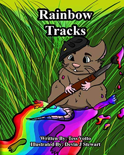 Rainbow Tracks (Baxter's Adventures)