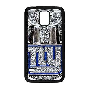 Silver NY Fashion Comstom Plastic case cover For Samsung Galaxy S5