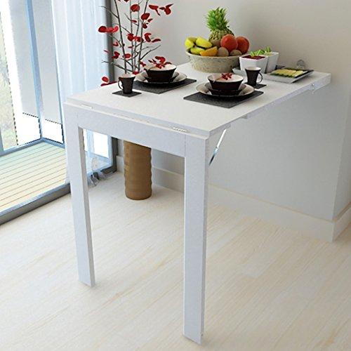 Amazon.de: Wandtisch Schreibtisch ERRU Europäischer Stil Faltender ...
