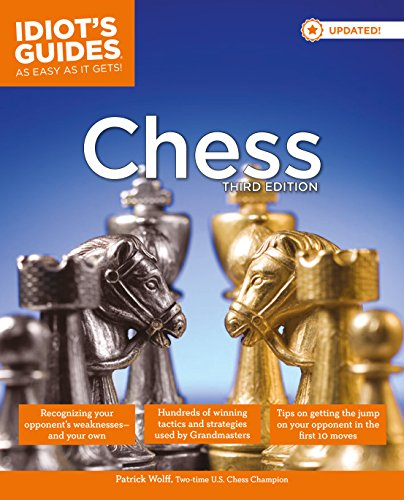 The Complete Idiot's Guide to Chess, Third Edition (Chess Guide)
