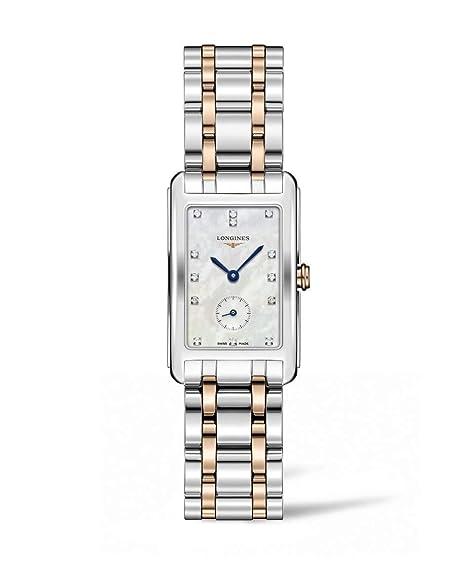 Longines l5.512.5.87.7 Dolcevita Ladies Swiss reloj