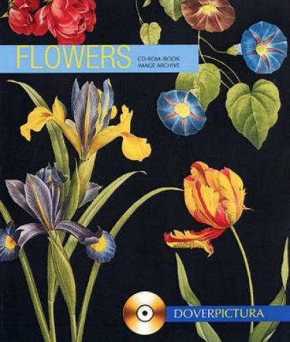 - Flowers (Dover Pictura Electronic Clip Art)