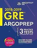 GRE by ArgoPrep: GRE Prep 2018 + Online Comprehensive Prep + Video + Practice Tests | GRE Book 2018-2019 | GRE Prep by ArgoPrep