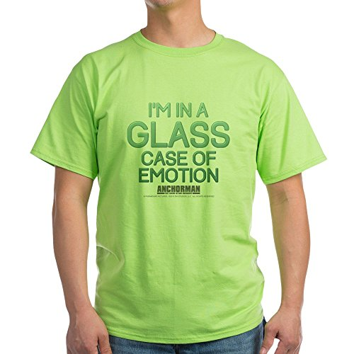 CafePress Glass Case of Emotion 100% Cotton T-Shirt -