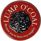 Candy Tin Lump O Coal Coal Shaped Gum by Boston America