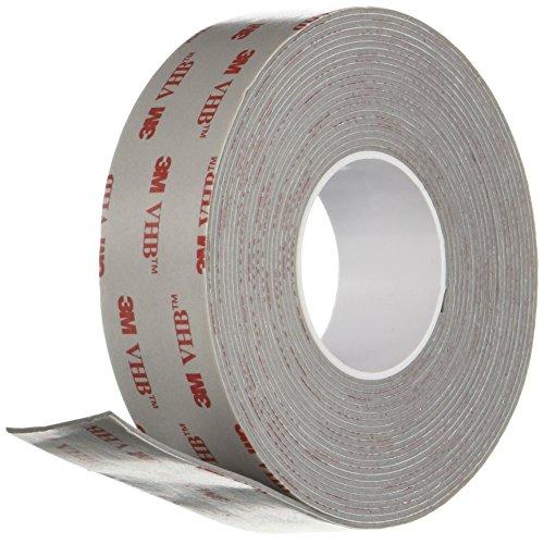 3M VHB Tape 4941, 1 in width x 5 yd length