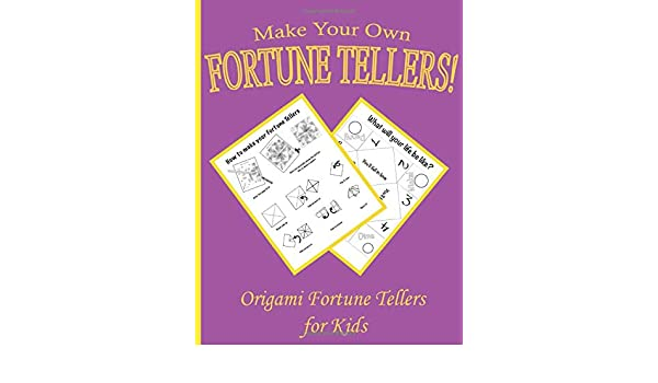 How to Fold a Fortune Teller: 12 Steps (with Pictures) - wikiHow | 350x600