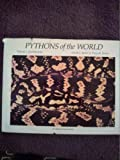 Pythons of the World, David Barker and Tracy Barker, 188277034X