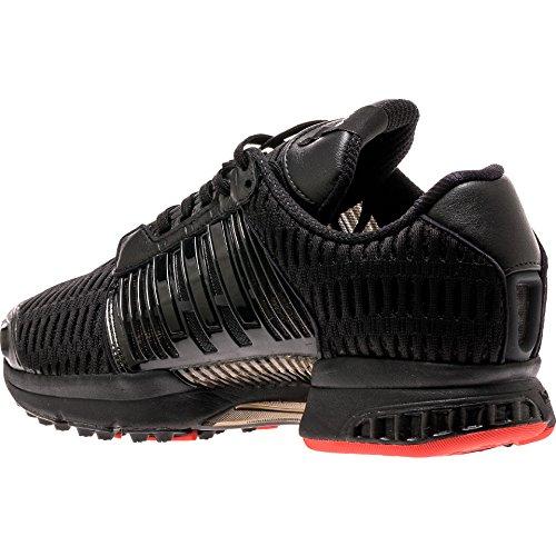 Adidas Originals Mens Clima Fresco 1 Moda Sneaker Nero / Rosso
