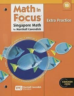 Amazon math in focus singapore math examview assessment math in focus singapore math extra practice book b grade 1 fandeluxe Choice Image