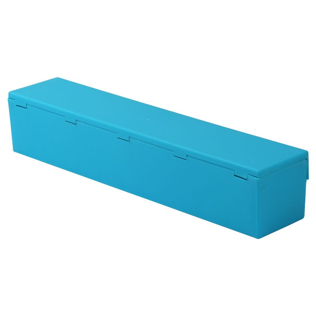 Amazon.com: eDealMax Domésticos de Cocina fresca de mantenimiento de alimento de la película abrigo de la hoja de papel de cera azul cortador dispensador: ...