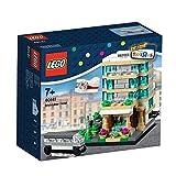 LEGO, Bricktober 2015, Exclusive Bricktober Hotel #1/4 (40141)