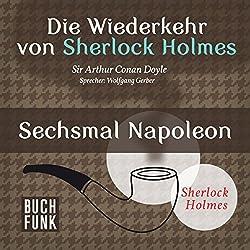 Sechsmal Napoleon (Sherlock Holmes - Das Original)