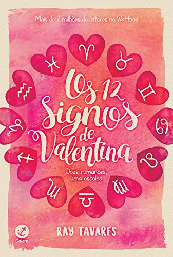Os 12 signos de Valentina (Portuguese Edition)