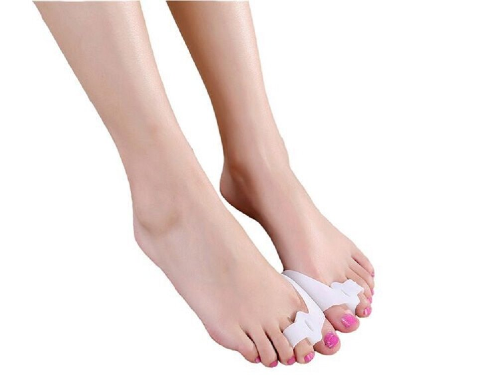 Bunion Relief Toe Protectors, Separators, Spacers, Spreaders. Bunion Treament Gel Corrector For Foot